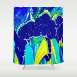 Nocturne Shower Curtain