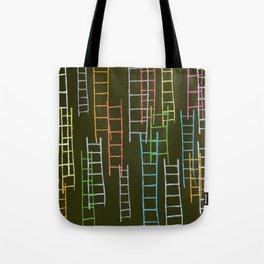 Ladders Tote Bag