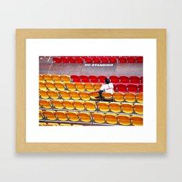 The Spectator Framed Art Print