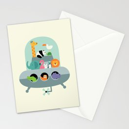 Expedition Stationery Cards