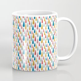 Pattern Project #6 / Happy Rain Coffee Mug