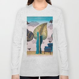 Take a rest in spring Long Sleeve T-shirt
