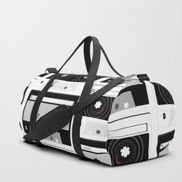 A: Inhale // B: Exhale Duffle Bag