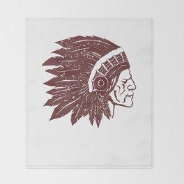 Indian Throw Blanket