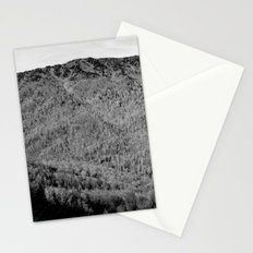 Winter Mountains Stationery Cards