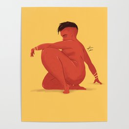 WOMAN69 Poster