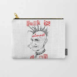Punk Is ALMOST Dead Carry-All Pouch