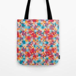 Yep. Pixels! Tote Bag