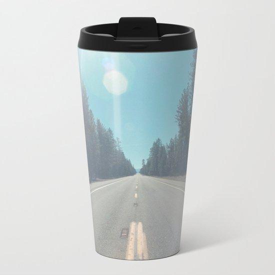 as long as you need i Metal Travel Mug