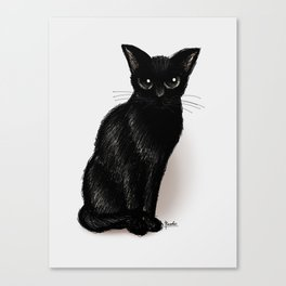 Real Whim Canvas Print