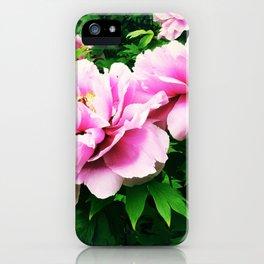 peony2 iPhone Case