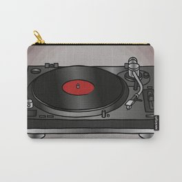 Vinyl record player Carry-All Pouch