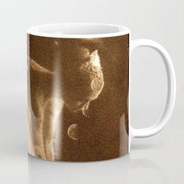Ballerina V (brown edition) Coffee Mug