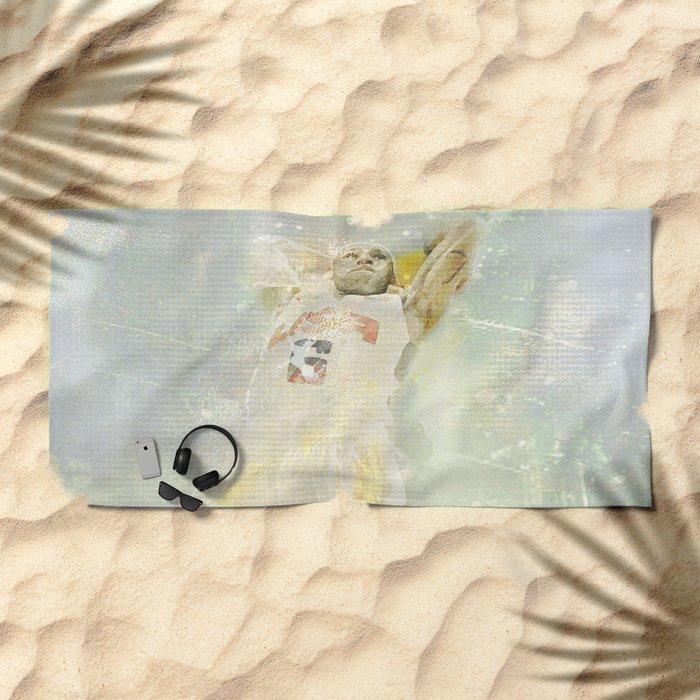 Dunk Beach Towel