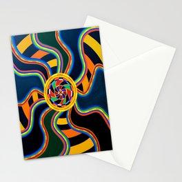 Sacred Sun Stationery Cards