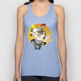 Sif and Solaire Unisex Tank Top