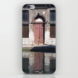 Red Door - Venice iPhone Skin