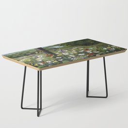 Wild Daisies Coffee Table