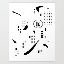 The Imprinting Art Print