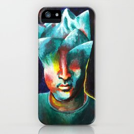 Mountains On My Mind iPhone Case