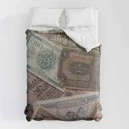 Old Diverse Bills Comforters