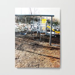 Lonely Day Metal Print