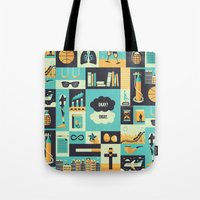 tfios Tote Bags featuring TFiOS Items by Risa Rodil