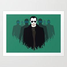 The Bitter End - Variant Art Print