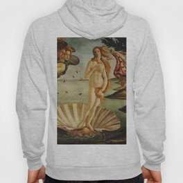 The Birth of Venus by Sandro Botticelli Hoody