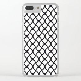 NET Clear iPhone Case
