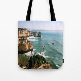 Algarve coast Tote Bag