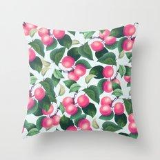 Tropical Fruit V2 #society6 #decor #buyart Throw Pillow