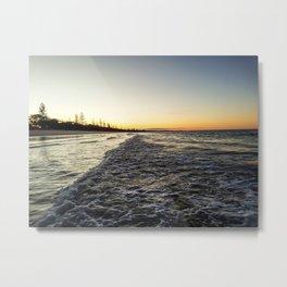 This is Heaven- Woodgate Beach, Australia Metal Print