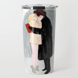 Bridget Jones Kiss Travel Mug