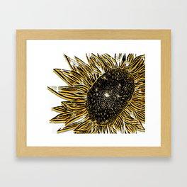 Sunflower Daze II Framed Art Print