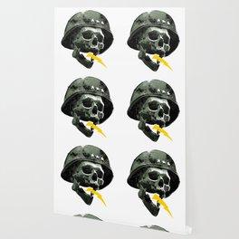 General's Skull Wallpaper