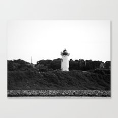Black and Light Canvas Print