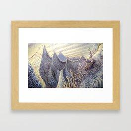 Austy's Dream Framed Art Print