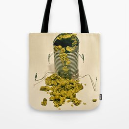 Mushy Peas Tote Bag