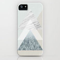 Snow into the forest Slim Case iPhone (5, 5s)
