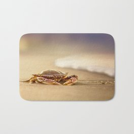 Crab Cribrarius Bath Mat