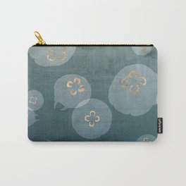 Petrol Blue Jellies Carry-All Pouch