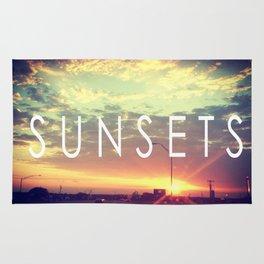 Sunsets Rug
