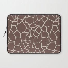 Brown Elephant Laptop Sleeve
