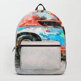 Gene Snow, Snowman Backpack