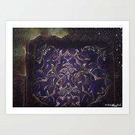 Another Arabian Night Art Print