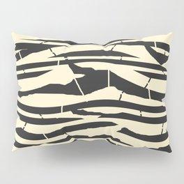 ZEBRA TTY N8 Pillow Sham