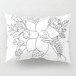 Blossom Hug Pillow Sham