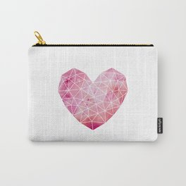 Heart No.1 Carry-All Pouch