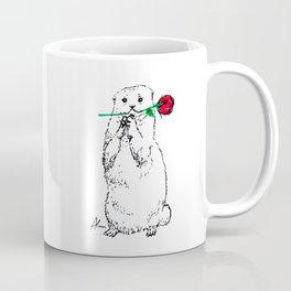 Otterly Romantic Coffee Mug
